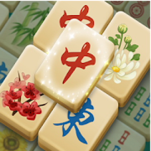 2. Mahjong Solitaire- Classic