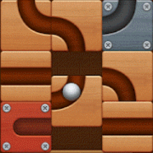 26. roll the ball slide puzzle